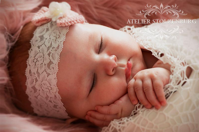 Baby Photo Shoot Karlsruhe mit Lena