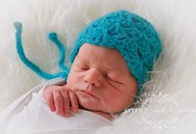 Baby Newborn Photo Shoot